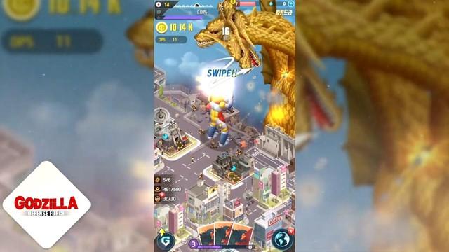 Godzilla Defense Force – Game Mobile mới bắt bạn ngập hành với cả loạt quái vật khổng lồ - Ảnh 3.