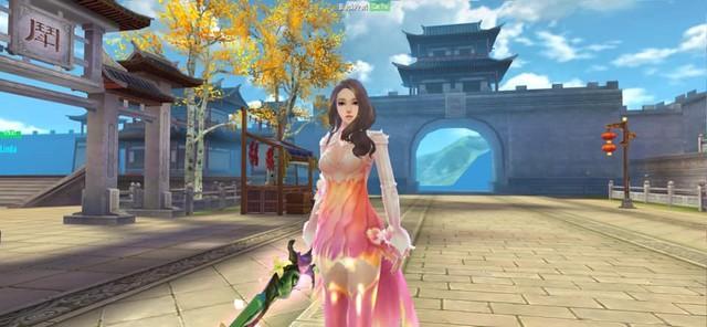 """Game thủ """"bốc số xếp hàng"""" chờ đăng nhập trong ngày ra mắt Tân Thiên Long Mobile - Ảnh 3."""