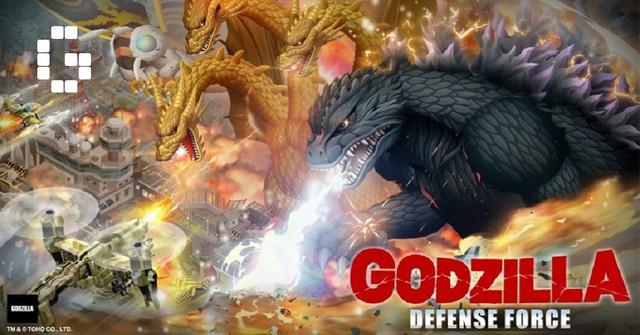 Godzilla Defense Force – Game Mobile mới bắt bạn ngập hành với cả loạt quái vật khổng lồ - Ảnh 1.
