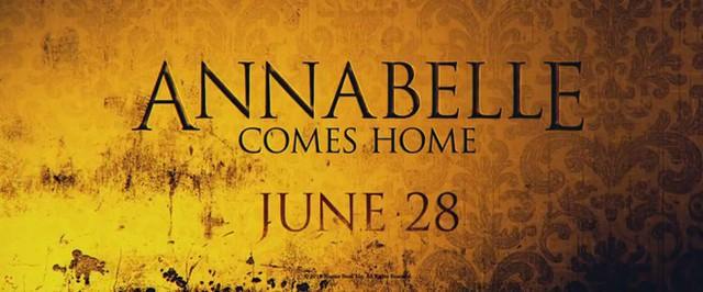 Comes Home: Annabelle trở lại và kinh dị gấp bội khiến các fan sởn tóc gáy - Ảnh 2.