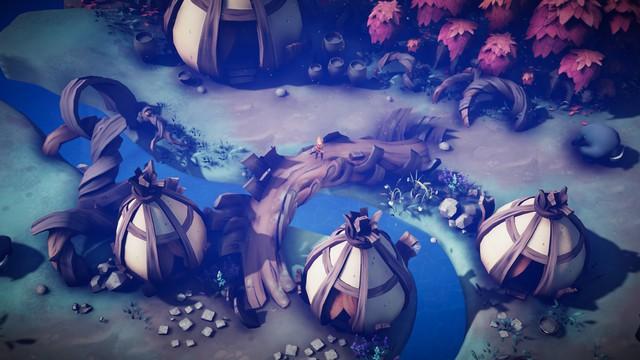 Nanotale - Tựa game nhập vai cho phép bạn giết chết kẻ địch bằng cách... đánh máy - Ảnh 3.