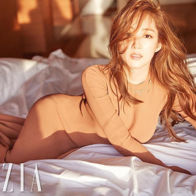 Chảy nước miếng với nhan sắc tuyệt trần và vẻ sexy khó đỡ của Park Min Young - cô đào nổi tiếng của xứ sở kim chi - Ảnh 2.