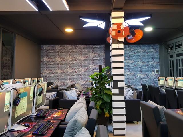Khám phá cyber game thách thức kẻ trộm linh kiện mới mở cửa tại Việt Nam - Ảnh 3.