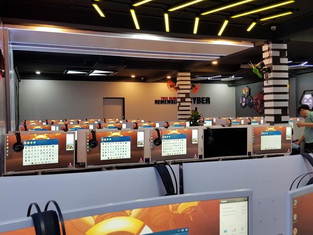 Khám phá cyber game thách thức kẻ trộm linh kiện mới mở cửa tại Việt Nam - Ảnh 2.