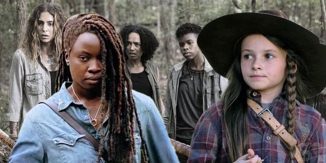 The Walking Dead S9 tập 14: Scars - Hé lộ vết sẹo của Michonne, điều khiến cô trở nên lạnh lùng và quyết đoán - Ảnh 3.