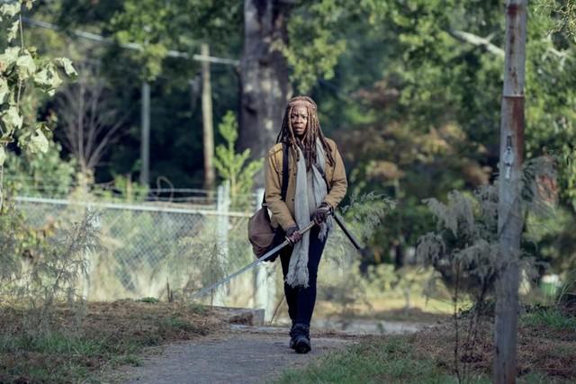 The Walking Dead S9 tập 14: Scars - Hé lộ vết sẹo của Michonne, điều khiến cô trở nên lạnh lùng và quyết đoán - Ảnh 4.