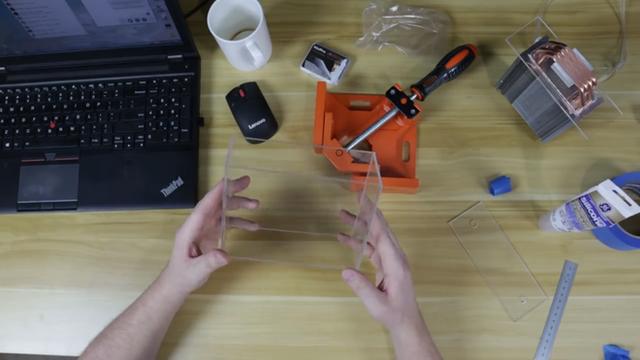 Dùng tản nhiệt khí nhưng lại làm mát bằng nước đá, Youtuber khiến dân PC bất ngờ vì quá sáng tạo - Ảnh 5.