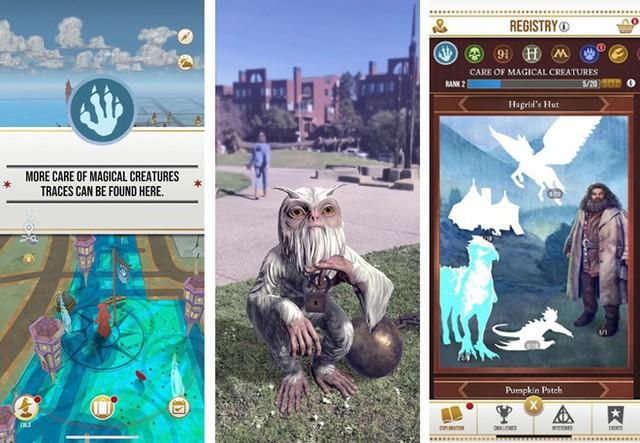 Game siêu hot Harry Potter: Wizards Unite đã mở cửa đăng ký tham gia phiên bản Beta - Ảnh 3.