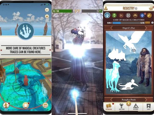 Game siêu hot Harry Potter: Wizards Unite đã mở cửa đăng ký tham gia phiên bản Beta - Ảnh 4.