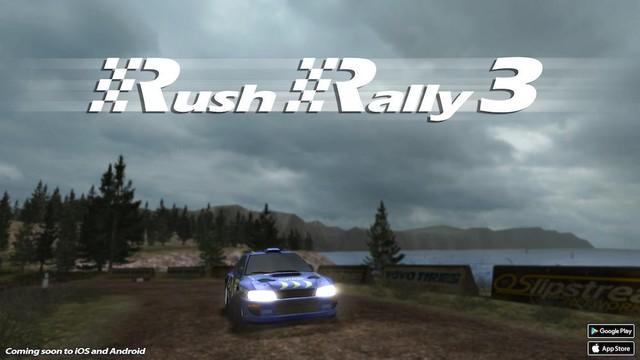 Sau tất cả, game mobile đua xe ấn tượng Rush Rally 3 sẽ chính thức trình làng vào 29/3 này - Ảnh 1.