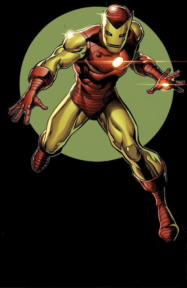 Hé lộ bộ giáp mới của Iron Man trong Avengers: Endgame? Cổ điển nhưng đầy sức mạnh - Ảnh 6.