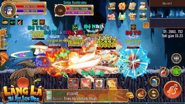 Tin hot: Nagato chính là Boss 6x trong bản cập nhật tiếp theo của Làng Lá Phiêu Lưu Ký? - Ảnh 4.