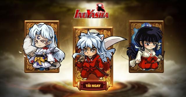 InuYasha mobile - Game manga kinh điển bất ngờ mở cửa trở lại - Ảnh 1.