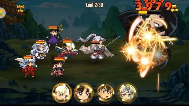 InuYasha mobile - Game manga kinh điển bất ngờ mở cửa trở lại - Ảnh 3.