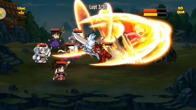 InuYasha mobile - Game manga kinh điển bất ngờ mở cửa trở lại - Ảnh 4.