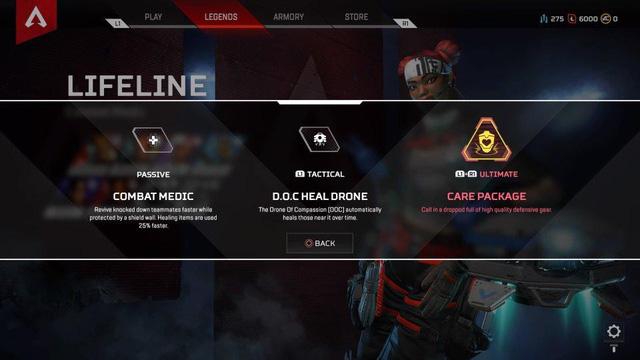 Tìm hiểu về Lifeline - Bác sĩ bá đạo trong Apex Legends - Ảnh 2.
