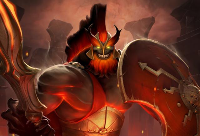 Chiêm ngưỡng sức mạnh hủy diệt của thần chiến tranh God of War trên đấu trường DOTA 2 - Ảnh 1.