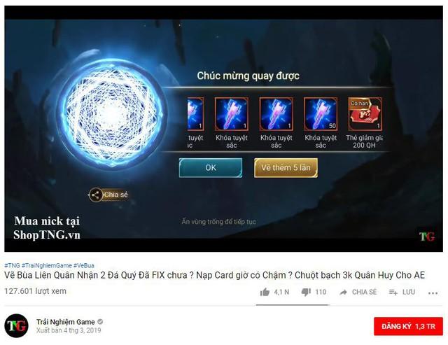 Thuyết âm mưu: Garena dùng dàn Youtuber Liên Quân Mobile triệu sub để dụ game thủ vẽ Bùa - Ảnh 5.