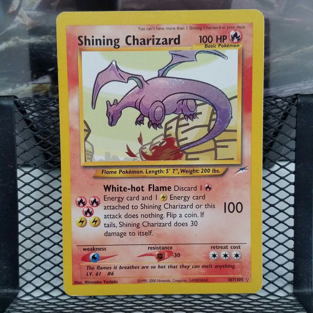 Loạt 10 tấm thẻ bài Pokemon có giá trị đắt đỏ nhất thế giới - Ảnh 1.
