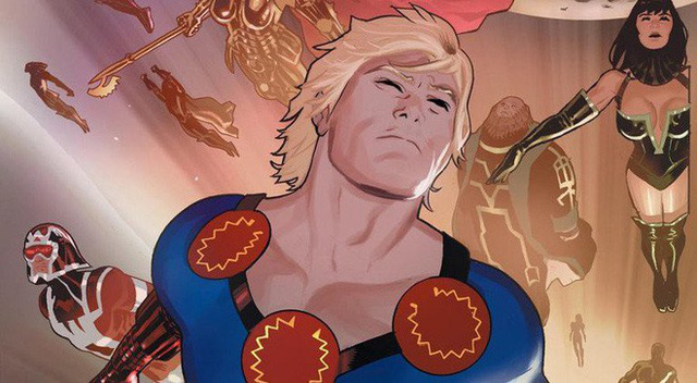 Sau Avengers: Endgame, đây là 6 phim siêu anh hùng Marvel đang được fan mong ngóng - Ảnh 5.