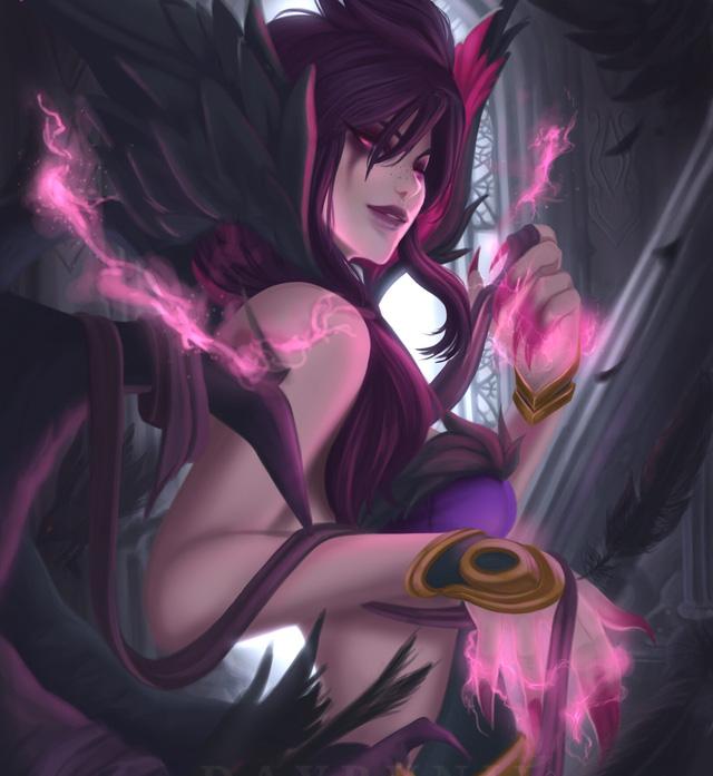 LMHT: Morgana không được làm lại như Kayle bởi lẽ ý tưởng của Riot quá bá đạo, sợ làm nát game - Ảnh 3.