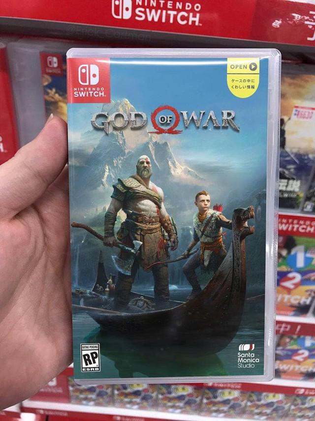 Choáng váng! God of War không còn độc quyền trên PS4? - Ảnh 1.