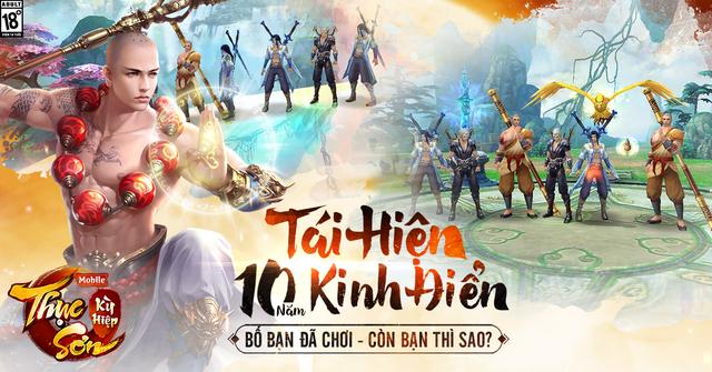 """Thái Châu, Ngọc Ken, Espresso, KenJay, CAF17 cùng thế hệ """"huyền thoại"""" làng game Việt đồng loạt xưng tên trong Thục Sơn Kỳ Hiệp Mobile - Ảnh 10."""