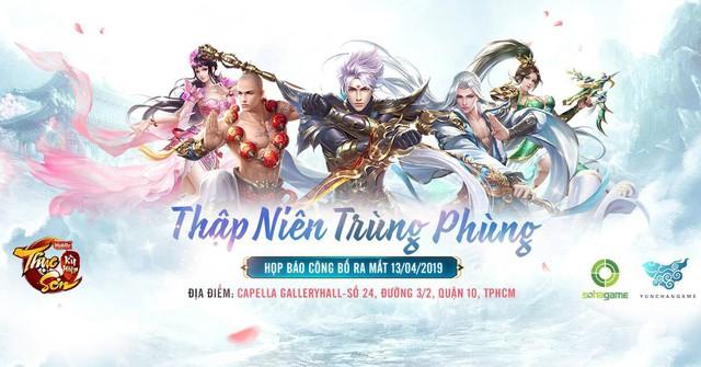 """Thái Châu, Ngọc Ken, Espresso, KenJay, CAF17 cùng thế hệ """"huyền thoại"""" làng game Việt đồng loạt xưng tên trong Thục Sơn Kỳ Hiệp Mobile - Ảnh 1."""