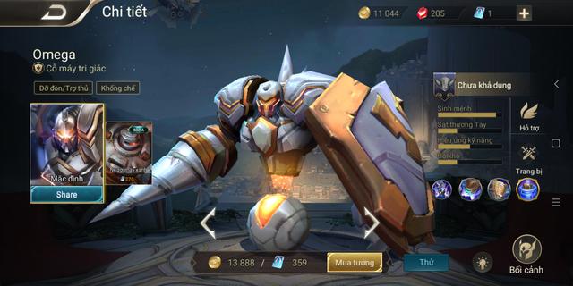 Liên Quân Mobile: Garena tặng game thủ Max, Preyta, Omega và Lumburr trong vòng quay Kho Báu - Ảnh 2.