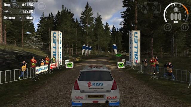 Đánh giá Rush Rally 3: Game đua xe chất trên đừng centimet - Ảnh 2.