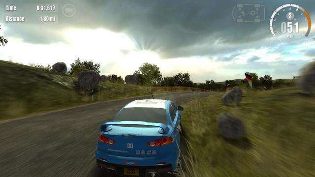 Đánh giá Rush Rally 3: Game đua xe chất trên đừng centimet - Ảnh 4.