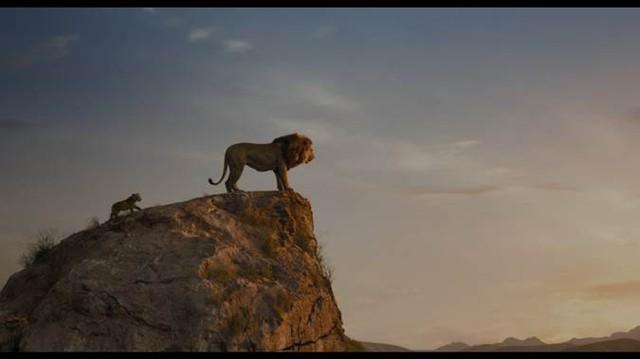 Disney tung tạo hình live-action của bộ đôi hài hước Timon và Pumbaa trong trailer mới của phim Vua Sư Tử - Ảnh 7.