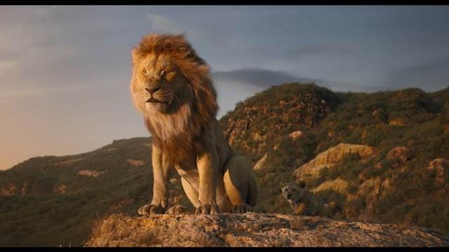 Disney tung tạo hình live-action của bộ đôi hài hước Timon và Pumbaa trong trailer mới của phim Vua Sư Tử - Ảnh 8.
