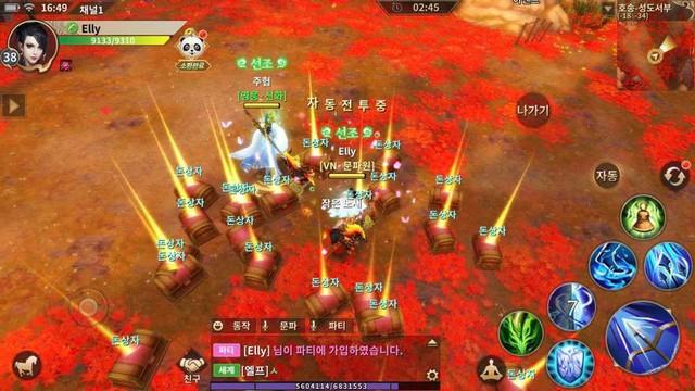 Cộng đồng Thục Sơn Kỳ Hiệp Mobile đồng loạt chia tay bản Hàn Quốc, các game thủ xứ kim chi chắc đang... cảm tạ trời đất lắm đây - Ảnh 23.