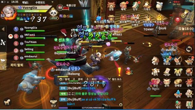Cộng đồng Thục Sơn Kỳ Hiệp Mobile đồng loạt chia tay bản Hàn Quốc, các game thủ xứ kim chi chắc đang... cảm tạ trời đất lắm đây - Ảnh 28.
