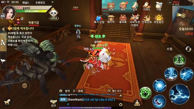 Cộng đồng Thục Sơn Kỳ Hiệp Mobile đồng loạt chia tay bản Hàn Quốc, các game thủ xứ kim chi chắc đang... cảm tạ trời đất lắm đây - Ảnh 30.