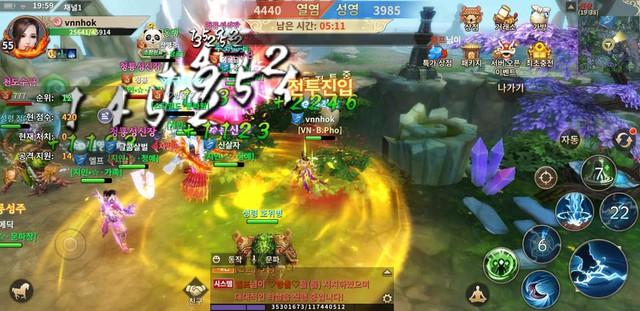 Cộng đồng Thục Sơn Kỳ Hiệp Mobile đồng loạt chia tay bản Hàn Quốc, các game thủ xứ kim chi chắc đang... cảm tạ trời đất lắm đây - Ảnh 32.