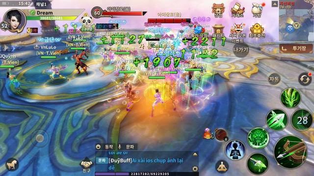 Cộng đồng Thục Sơn Kỳ Hiệp Mobile đồng loạt chia tay bản Hàn Quốc, các game thủ xứ kim chi chắc đang... cảm tạ trời đất lắm đây - Ảnh 34.