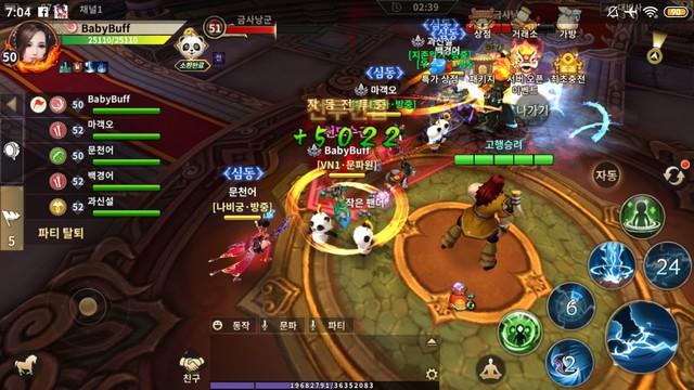 Cộng đồng Thục Sơn Kỳ Hiệp Mobile đồng loạt chia tay bản Hàn Quốc, các game thủ xứ kim chi chắc đang... cảm tạ trời đất lắm đây - Ảnh 37.