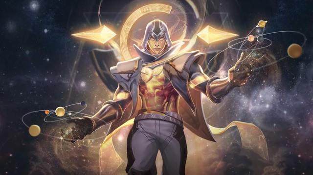 Liên Quân Mobile: Tulen Tuyệt Sắc Tân Thần được đồn sẽ thay Airi Bạch Kiemono trong Vẽ Bùa - Ảnh 2.