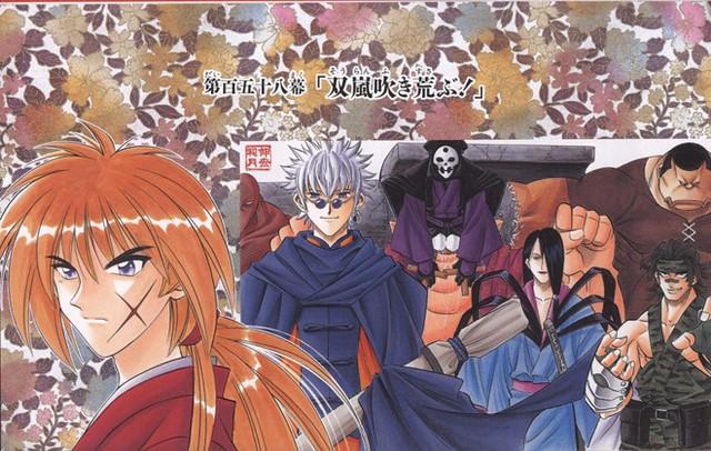 Rurouni Kenshin bất ngờ công bố thêm 2 bộ phim mới về phần cuối, sẽ ra mắt trong năm 2020 - Ảnh 2.