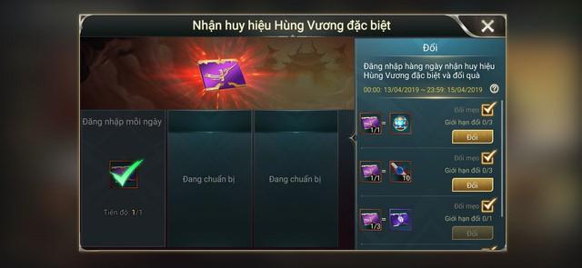 Liên Quân Mobile: Garena tặng cả server vé quay Kho Báu, rất nhiều mảnh tướng dịp giỗ tổ Hùng Vương - Ảnh 3.