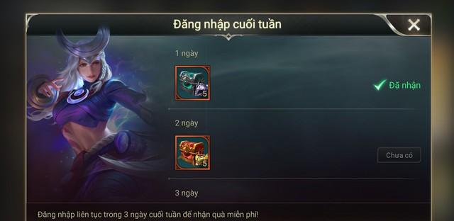 Liên Quân Mobile: Garena tặng cả server vé quay Kho Báu, rất nhiều mảnh tướng dịp giỗ tổ Hùng Vương - Ảnh 5.