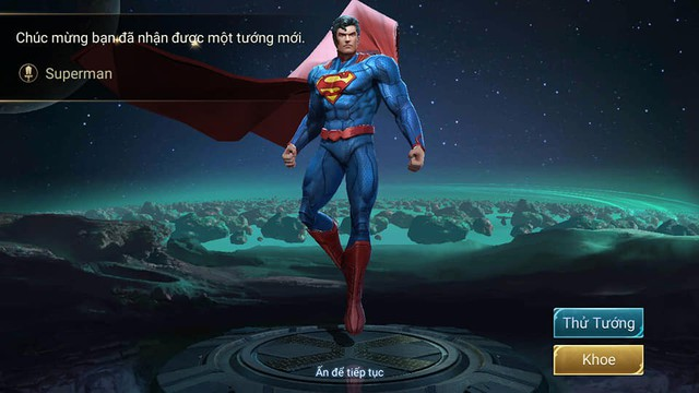 Nếu hên, game thủ Liên Quân Mobile có thể trúng Superman, Batman, Flash trong Rương may mắn - Ảnh 6.