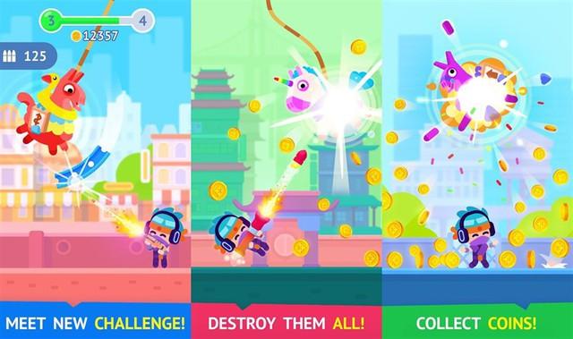Tổng hợp game mobile cho Android mới ra mắt gần đây rất đáng để thử - Ảnh 5.