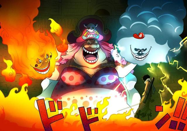 One Piece: Nami sẽ được thừa hưởng năng lực trái ác quỷ Soru Soru no Mi của Big Mom sau khi Nữ Tứ Hoàng bỏ mạng? (Phần 2) - Ảnh 2.
