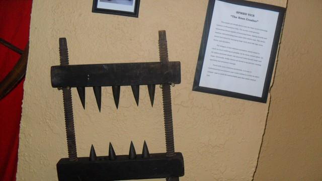 Điểm danh 8 công cụ tra tấn man rợ nhất từng được sử dụng lên người thời trung cổ - Ảnh 5.
