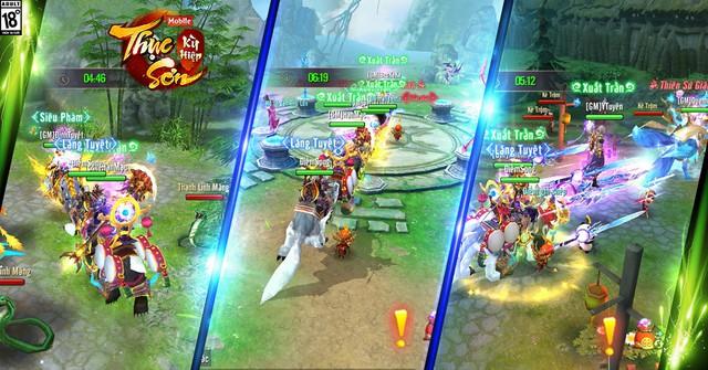 """Game nhập vai """"80 triệu người chơi toàn cầu"""": Thục Sơn Kỳ Hiệp Mobile chính thức MỞ TẢI, Alpha Test luôn ngày mai 18/04 - Ảnh 7."""