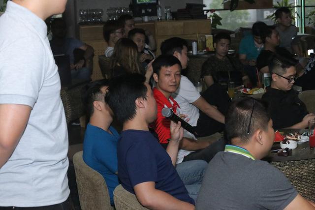 Toàn cảnh buổi Offline VIP của Lineage 2 Revolution tại Hà Nội: Mãn nhãn với kèo đấu của các khách mời - Ảnh 4.