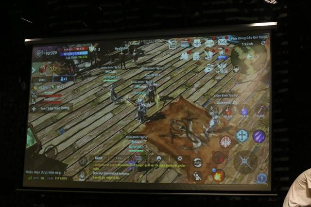 Toàn cảnh buổi Offline VIP của Lineage 2 Revolution tại Hà Nội: Mãn nhãn với kèo đấu của các khách mời - Ảnh 9.